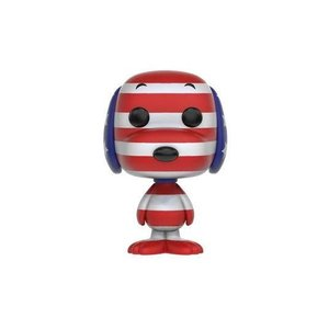 POP! - Peanuts: Patriotic Snoopy