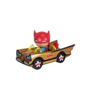 Dorbz Ridez - Batman: 66 Batman Gold Batmobile
