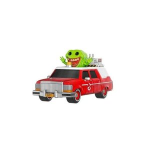 POP! - Ghostbusters 2016: ECTO-1 & Slimer