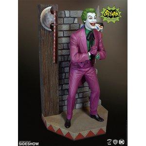 Batman: 1966 Maquette Classic Joker