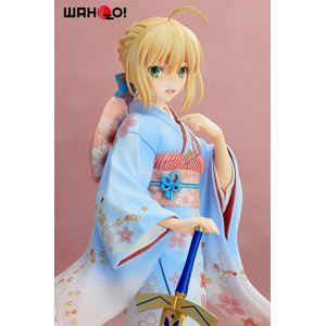Fate/Stay Night - Unlimited Blade Works: Saber 1/7