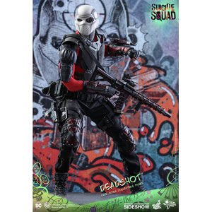 Suicide Squad - Movie Masterpiece: 1/6 Deadshot