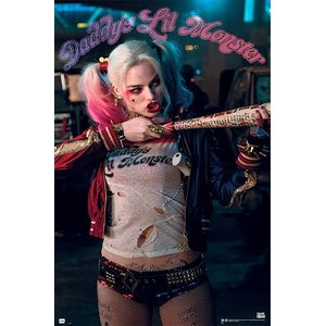 Suicide Squad: Harley Quinn - Daddys Lil Monster