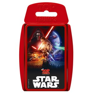 Star Wars - Episode VII: Quartett Top Trumps