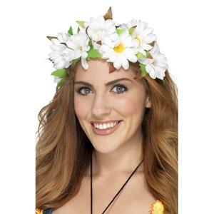 Stirnband mit Blumen