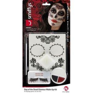 Makeup Set: Tag der Toten - Dia De Los Muertos