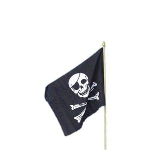 Pirate - avec Lance De Drapeau