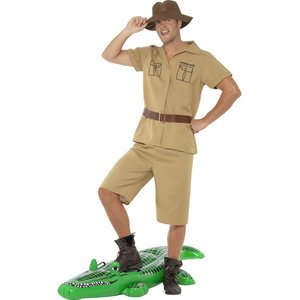 Safari Man