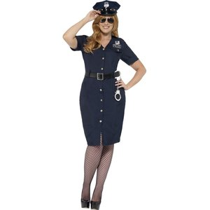 Poliziotto - NYC Cop - Plus Size