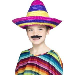 Sombrero, Multicolore