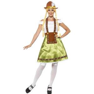 Oktoberfest - Dirndl Fille bavaroise
