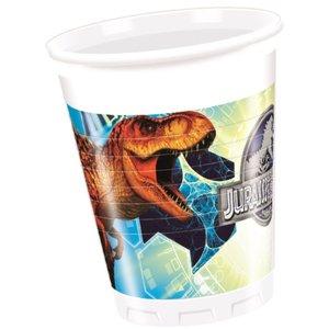 Jurassic World (8er Set)