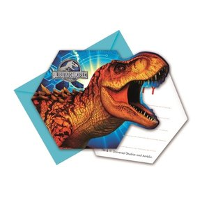 Jurassic World (6er Set)