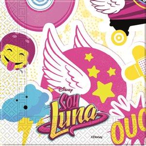 Soy Luna (8 pezzi)