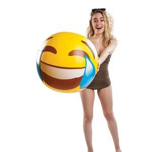 Strand - Aufblasbarer Emoji