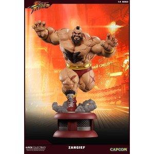Street Fighter V: 1/4 Zangief