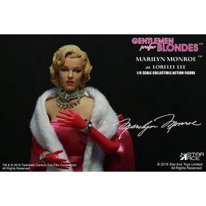 Les hommes préfèrent les blondes: Marilyn Monroe 1/6