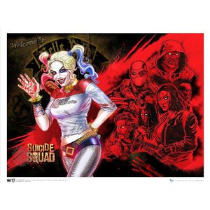 Suicide Squad: Harley's Heroes