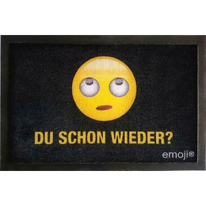 Emoji - Du schon wieder?
