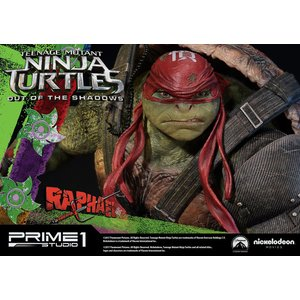 Teenage Mutant Ninja Turtles - Out of the Shadows: 1/4 Raphael