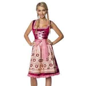 Oktoberfest - Premium Dirndl Pink