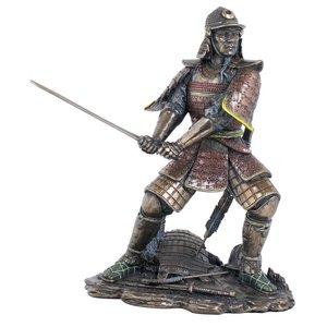 Samuraikrieger mit Schwert