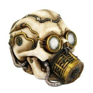 Schädel Steampunk