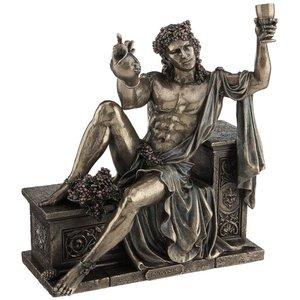 Dionysos mit Wein