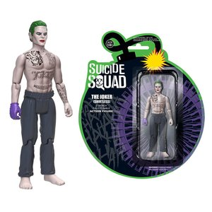 Suicide Squad: The Joker (Shirtless)