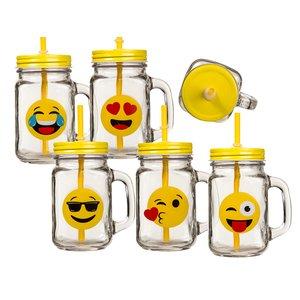 Emoji (6 pièces)