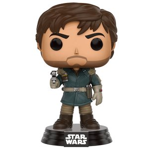 POP! Star Wars Rogue One: Captain Cassian Andor