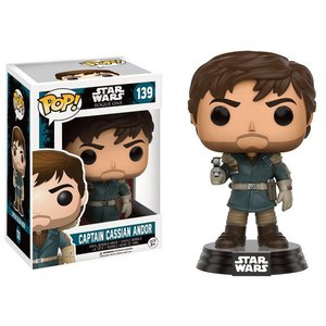 POP! Star Wars Rogue One: Captain Cassian Andor