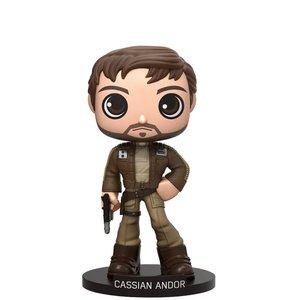 Star Wars - Rogue One - Wacky Wobbler: Cassian Andor