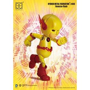 DC Comics - Hybrid Metal: Reverse Flash