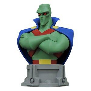 Justice League Animated: Martian Manhunter