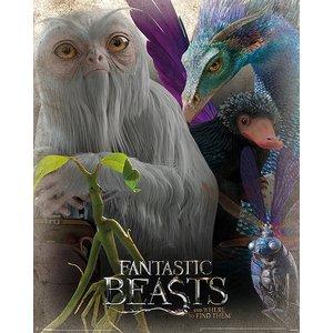 Phantastische Tiewesen: Wesen
