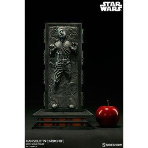 Star Wars: 1/6 Han Solo Karbonit