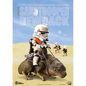 Star Wars Episode IV Egg Attack Actionfiguren Doppelpack Taurücken & Sandtrooper 9/15 cm
