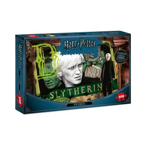 Harry Potter: Serpentard (500 pièces)