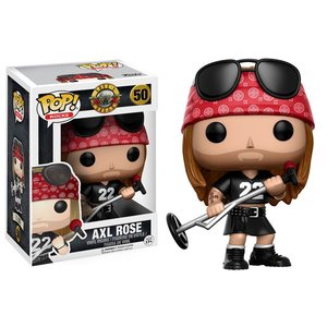 POP! Rocks Guns N´ Roses: Axl Rose