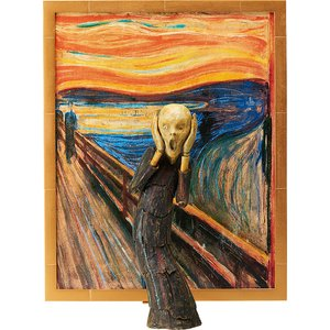 The Table Museum - Figma: The Scream