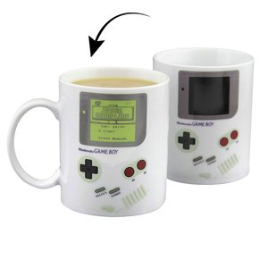 Nintendo: Game Boy Super Mario Land Thermoeffekt