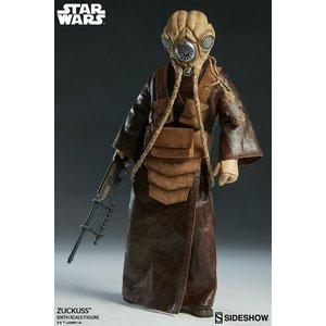 Star Wars: 1/6 Zuckuss Sideshow Exclusive