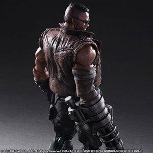 Final Fantasy VII - Remake: Barret Wallace No. 2