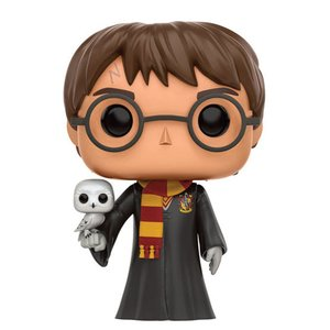 POP! - Harry Potter: Harry with Hedwig