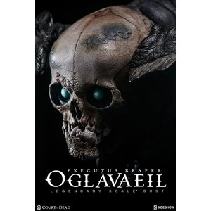 Court of the Dead: Legendary Scale - Executus Reaper Oglaveil