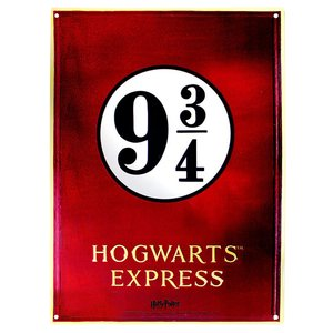 Harry Potter: 9-3/4 Hogwarts Express