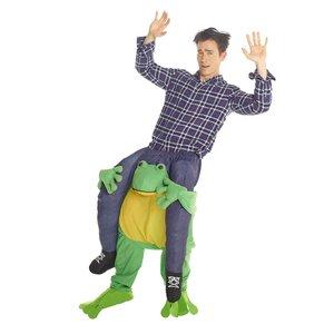 Huckepack - Piggyback: Frosch