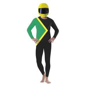 giamaicano Team da Bob - Plus Size