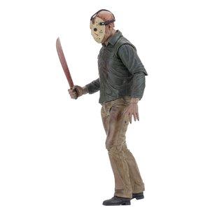 Freitag der 13. Teil 4 Actionfigur Jason 18 cm
